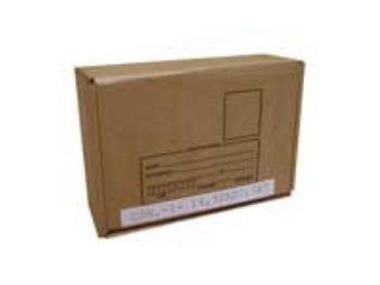 Caixa de Papelão Correio Nº1- 14,32cmx20,7cmx7cm
