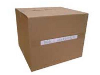 Caixa de Papelão Nº05- 45cmx45cmx36,5cm