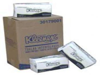 Toalha de Papel 21,5x22,5 2D CX-2400 Kleenex