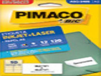 ETIQUETA PIMACO P/CONGELADOR 4A5-Q3465 A5 EV-12 FLS