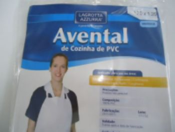 AVENTAL PVC 0,51m x 0,78m LAGROTTA