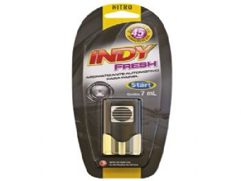 AROMATIZANTE AUTOMOTIVO 7 ML FRESH INDY NITRO START