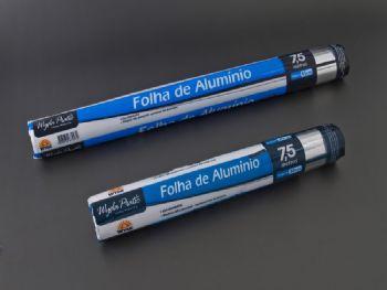ROLO ALUMINIO 30cmx7,5m WYDA CX-25
