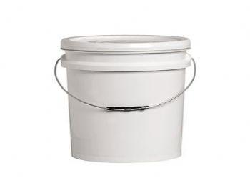 BALDE PLAST 20 L BRANCO ALCA METALICA C/TAMPA