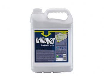 CERA LIQ BRILHOWAX 5 LT INCOLOR INGLEZA CX-4 *