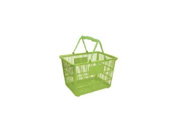 CESTA PLAST 44,5x32,5x24,5 CM AZUL C/ALCA REF. 0098.0701