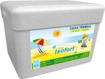 CAIXA ISOPOR 028 LITROS ISOFORT