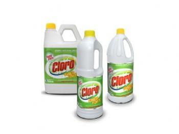 CLORO 1 LT SANTA CLARA CX C/12 UN