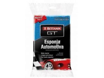 ESPONJA AUTOMOTIVA BETTANIN GT MEDIA 13cmx20cmx6cm