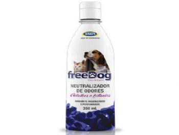 NEUTRALIZADOR DE ODORES 350 ML FREE DOG START CX-12