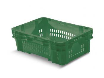CAIXA PLAST 55x35x16,5 CN 31,5 LP GRAD VERDE PISANI