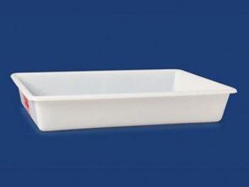 BANDEJA PLAST 44cmx30cmx8cm 7,5L PLEION 0737