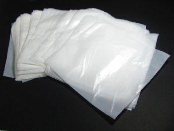 SACO PLASTICO 19cm x 14cm x 0.05mm LEITOSO 1.35 - KG/MH