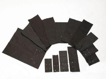 SACO PLASTICO P/MUDAS 12cm x 12cm x 0.20mm PT-30