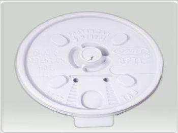 TAMPA ISOPOR POTE 120/150/180ML 6FTL DART CX-1000