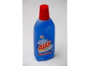 AMONIACO 500 ML AJAX FRESH BLUE CX C/12 UN
