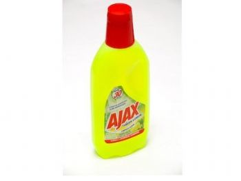 AMONIACO 500 ML AJAX FRESH LIMAO CX C/12 UN