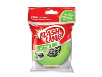 ESPONJA 2 EM 1 FLASH LIMP