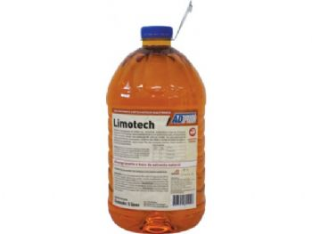 DETERGENTE LIQ 05 LT LIMOTECH ADHETECH CX-04