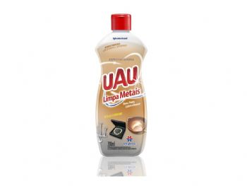 LIMPA METAIS 200 ML UAU CX-12