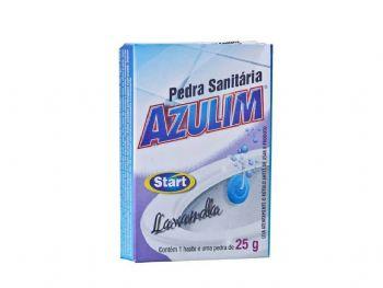PEDRA SANITARIA AZULIM 25 GRS LAVANDA