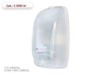 SABONETEIRA PLAST RESERVAT CRISTAL C/ST EXACCTA
